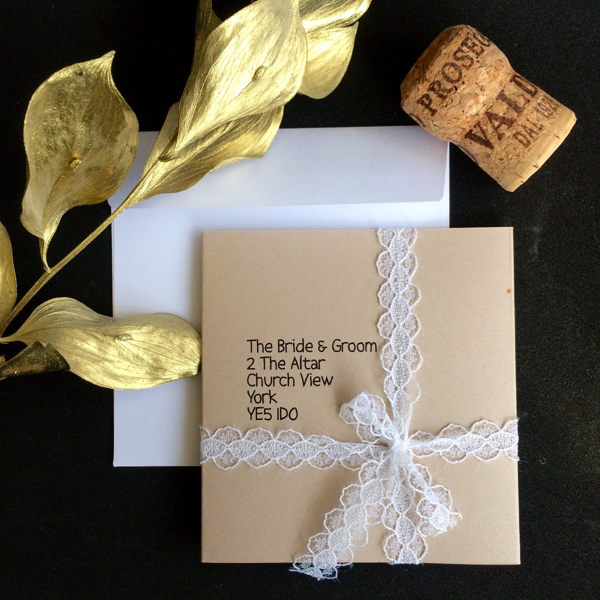Manilla 'Rustic' Invitations